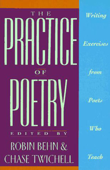 writing exercises from the practice of poetry