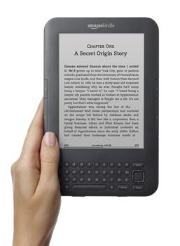amazon kindle wifi 3rd generation