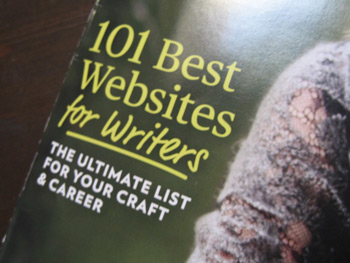 101 best websites for writers 2012