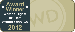 Writer's Digest 101 Best Websites for Writers 2012