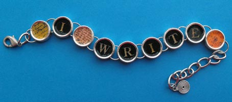 i write bracelet