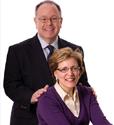 Evan Marshall & Martha Jewett