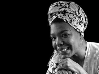 Maya Angelou (1928-2014) | Writing Forward