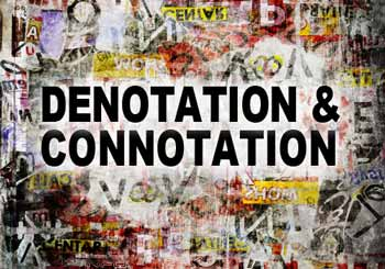 denotation connotation poetry