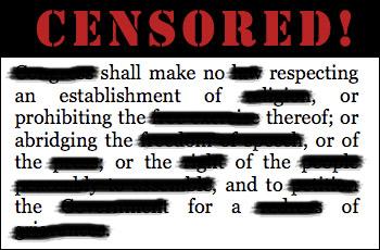 stop censorship