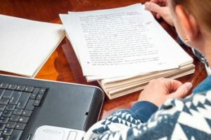 polishing your manuscript