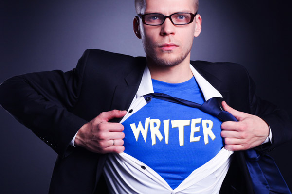 writing exercise superpower