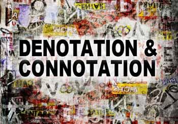 denotation connotation poetry