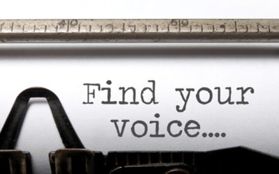 Tips for Developing Your Voice in Writing