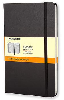 moleskine journal writing