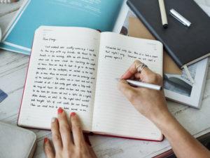 keeping a journal better writer
