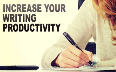 How to Increase Your Writing Productivity