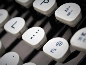 punctuation marks colon