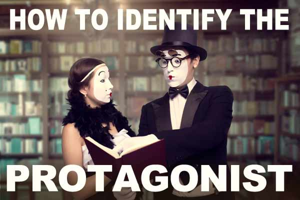 how to identify the protagonist