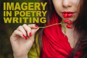 imagery poetry writing