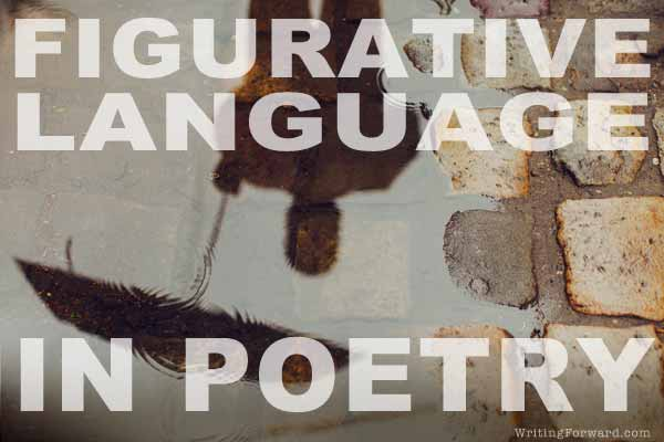 figurative language in poetry writing