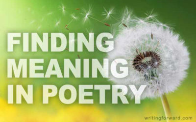Finding Meaning in Poetry