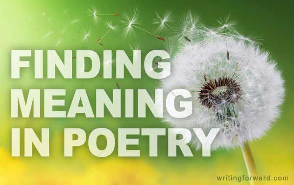 meaning in poetry