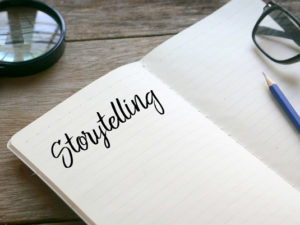 storytelling plot vs character