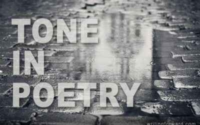How to Construe and Convey Tone in Poetry