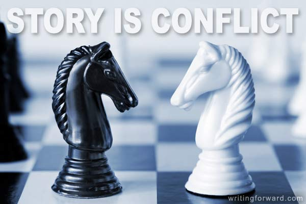 story is conflict