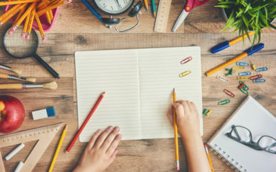 A Big, Bold List of Creative Writing Activities