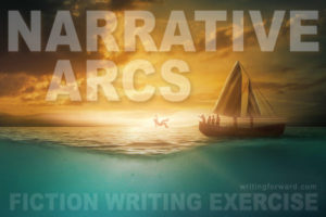 fiction writing exercise narrative arcs