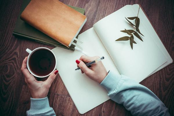journal prompts aspiring writers